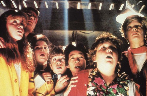 Les Goonies - Photo Richard Donner