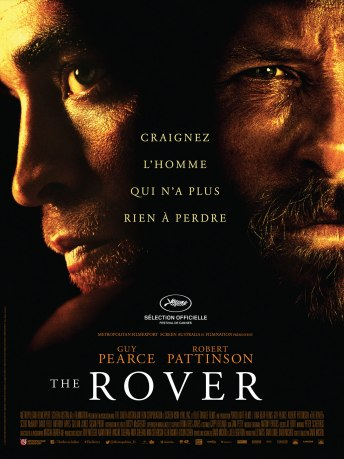 The Rover - Affiche