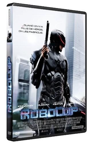 DVD Robocop 2014