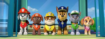 Paw Patrol l equipe des chiens