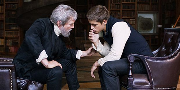 The-giver-Adaptation-Lois-Lowry-avec-jeff-bridges-et-brenton