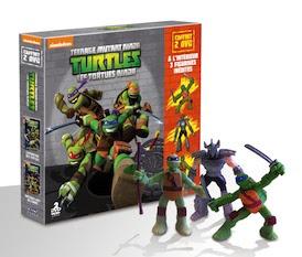 Coffret DVD Tortues Ninja Citel Video