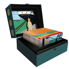 Tintin DVD collector Citel Video