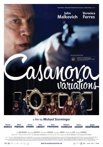 Casanova Variations - Affiche