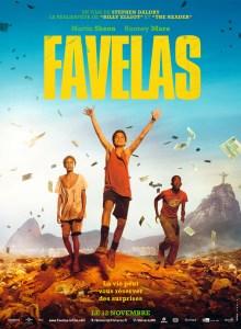 Favelas Film Affiche