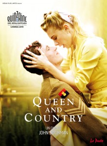 Queen & Country - Affiche