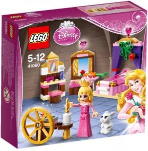 Lego Disney Princesstm - 41060 - Jeu De Construction - La Chambre De La Belle Au Bois Dormant