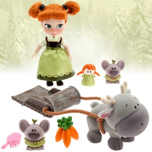 Mini Animator Anna