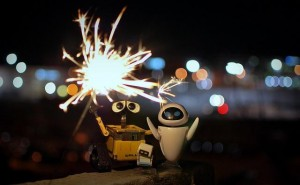Voeux Wall E 2015