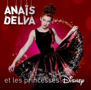 cover Anais Delva et les princesses Disney