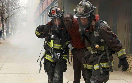 Chicago Fire saison 1