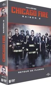 DVD Chicago Fire S2