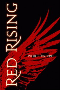 Red Rising de Pierce Brown cover