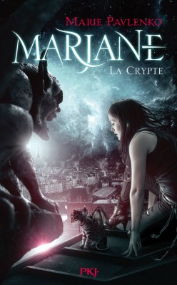 marjane,-tome-1-la-crypte-Marie Pavlenko