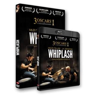 3D Whiplash DVD&BR