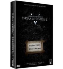 Coffret Enquetes du Departement V