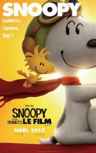 Affiche Snoopy et les Peanuts Film