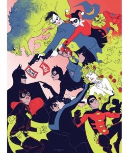 Gotham All Star de Kevin Wada