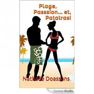 Plage, Passion et Patratas de Nathalie Doassans