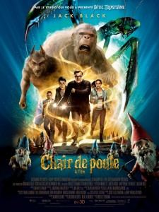 Chair de Poule - Le film - Affiche