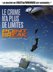 Point Break - Affiche