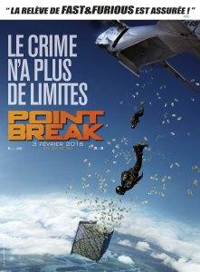 Point Break - Affiche