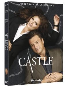 vis DVD Castle saison 7
