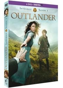 Coffret Saison 1 Outlander- DVD-Serie