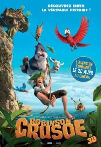 Robinson Crusoe - Affiche