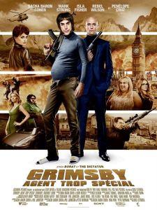 Grimsby - Agent trop spécial - Affiche