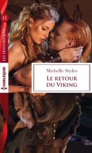 Le retour du viking Michelle Styles