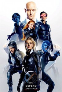 X-Men- Apocalypse - Affiche- Defend