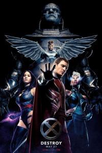 X-Men- Apocalypse - Affiche- Destroy