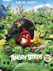 Angry Birds - Le Film - Affiche