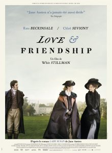 Love & Friendship - Affiche