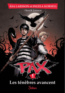 Pax-tome 1- LARSSON Asa, KORSELL Ingela, JONSSON Henrik