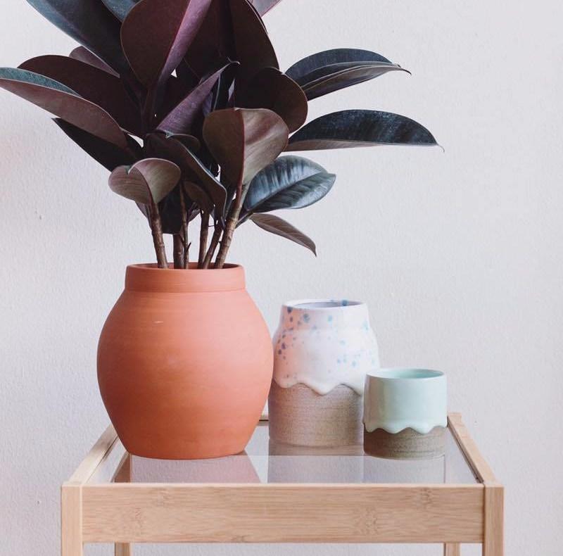 Brian Giniewski Ceramics. New Labels Only
