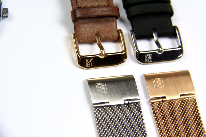 New Labels Only. GENT Watches