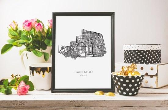 Urban Prints Santiago. New Labels Only