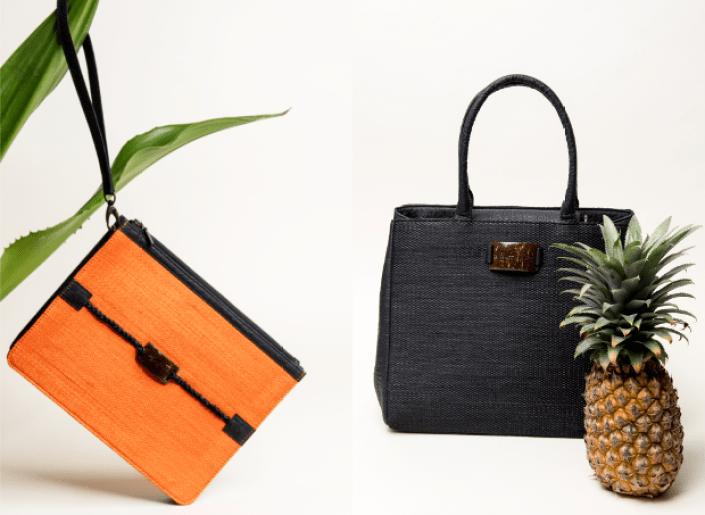 Kantala Vegan Handbag and Clutch. New Labels Only.