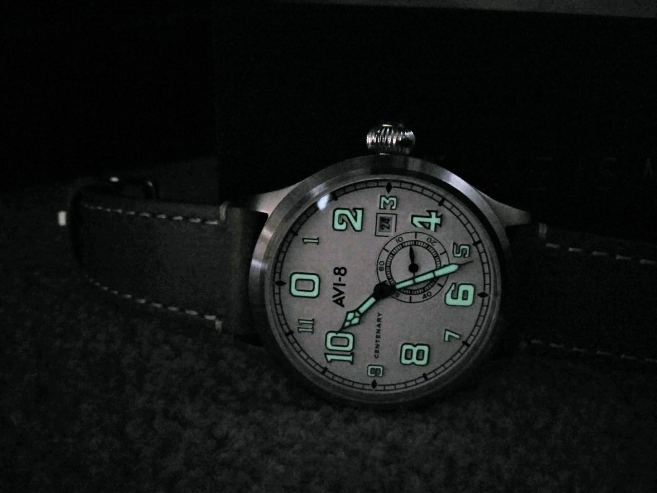 AVI-8 Centenary 1920 RAF Automatic Watch