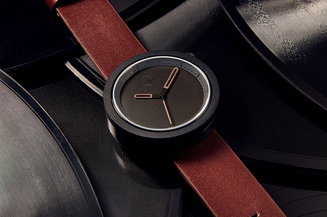 Aggregate Watches Brown light