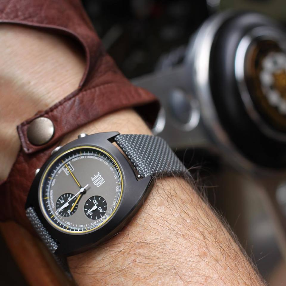 Roue minimalistic Watches HDS one review