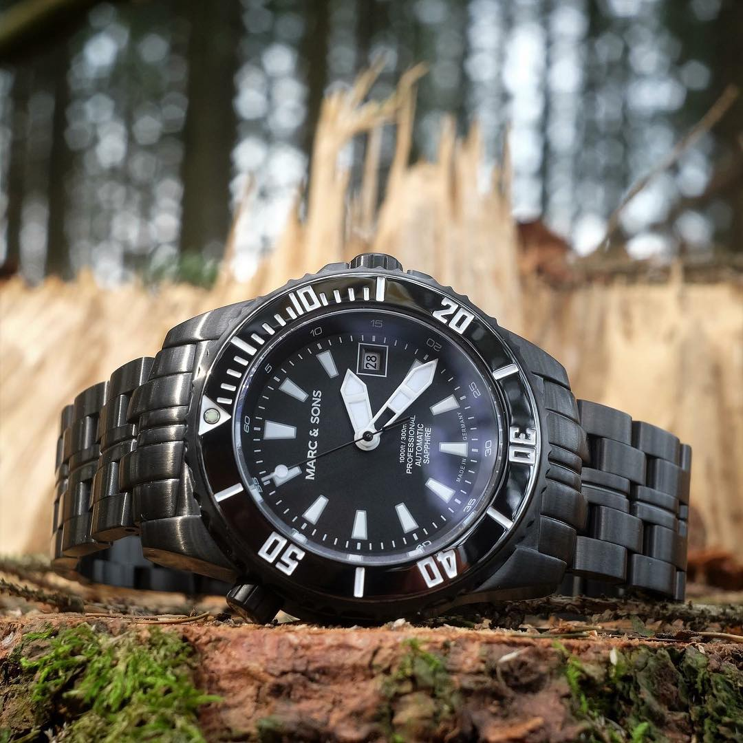 Marc & Sons watches