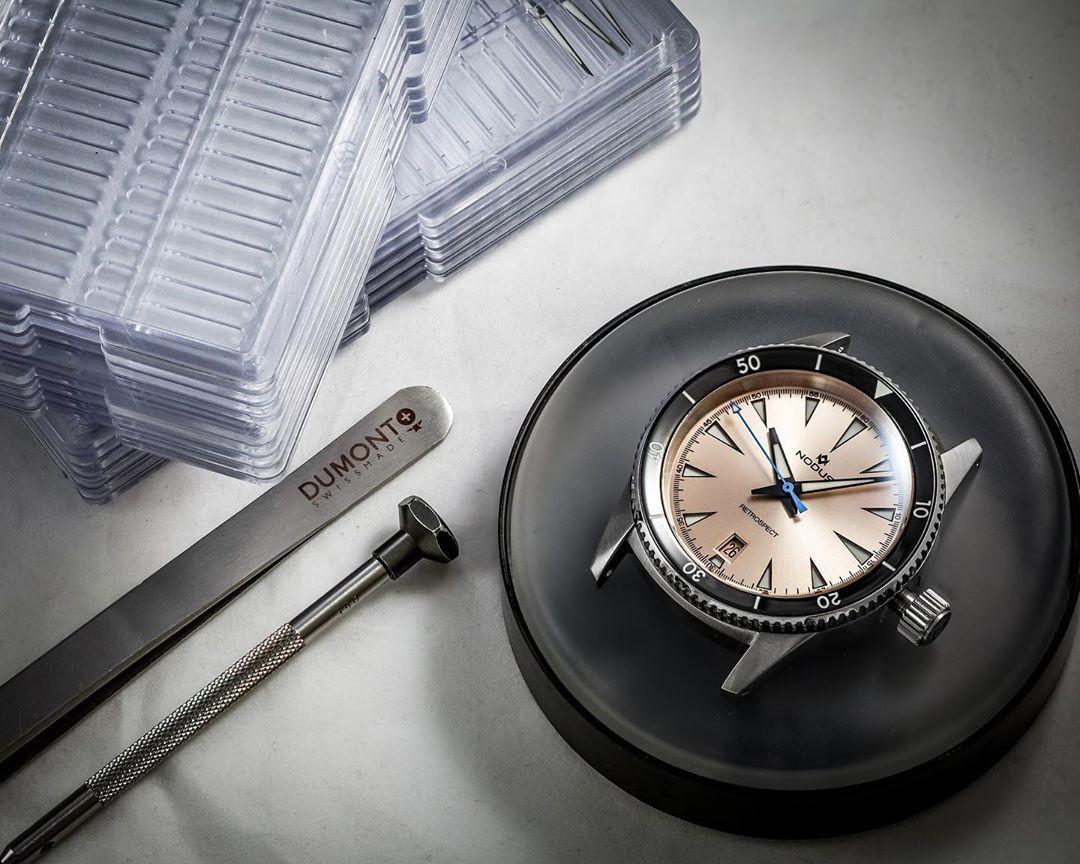 Nodus Watches Silver