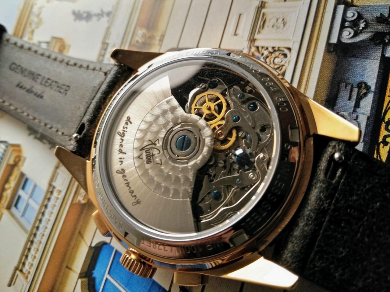 Seagull movement Le Mans 1952 Chronograph