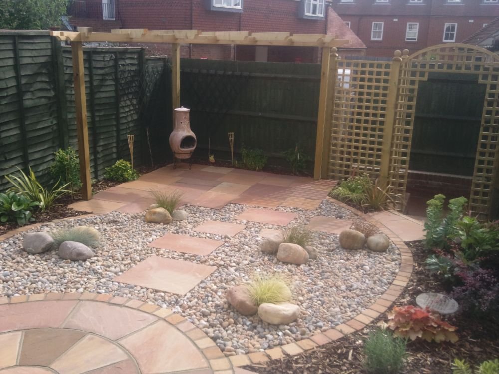 Garden Design Themes and Styles Portfolio - Scree - New ... on Low Maintenance:cyizg0Gje0G= Backyard Designs  id=68712