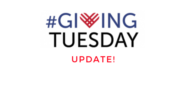 The results are in: $2586.90 raised for New Life Evangelistic Center on #GivingTuesday 2018. As we kick off the holiday giving season, we want to remind you that there are still many opportunities to give. We will be launching our […]