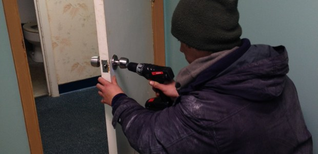 Today was officially door knob day at the future dental clinic in Overland, MO. There were 22 sets of door knobs that needed installation and they finished them today thanks to the awesome in house team. Another job well done […]