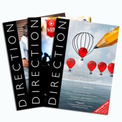 Subscribe to Direction Magazine